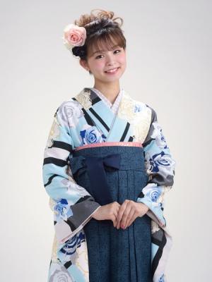 KIMONO ¥30,000(税抜)CECIL McBEE HAKAMA ¥20,000(税抜)CECIL McBEE TOTAL ¥50,000(税抜)