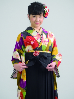 KIMONO ¥30,000(税抜)JAPAN STYLE HAKAMA ¥8,000(税抜) TOTAL ¥38,000(税抜)
