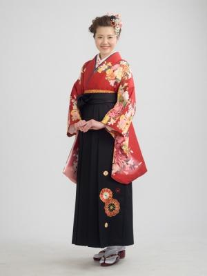 KIMONO ¥24,000(税抜) HAKAMA ¥20,000(税抜)九重 TOTAL ¥44,000(税抜)