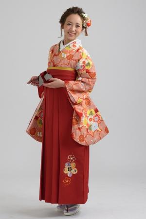 KIMONO ¥30,000(税抜) HAKAMA ¥20,000(税抜)JAPAN STYLE TOTAL ¥50,000(税抜)
