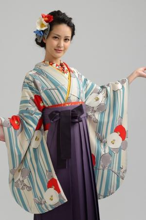 KIMONO ¥30,000(税抜)九重 HAKAMA ¥16,000(税抜) TOTAL ¥46,000(税抜)