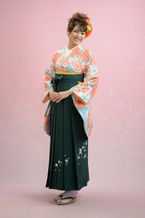 KIMONO ¥24,000(税抜) HAKAMA ¥12,000(税抜) TOTAL ¥36,000(税抜)